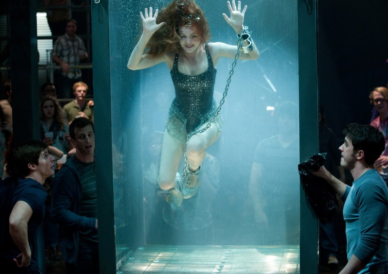Isla Fisher ve filmu Podfukáři / Now You See Me