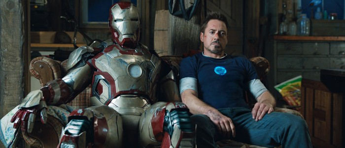 Makrorecenze: Iron Man 3