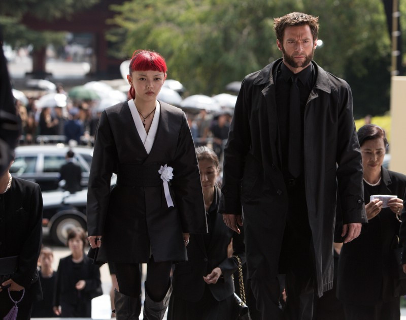 Hugh Jackman ve filmu Wolverine / The Wolverine