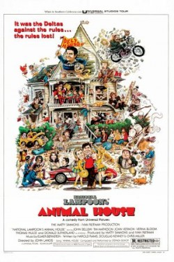 Plakát filmu National Lampoon: Zvěřinec / Animal House