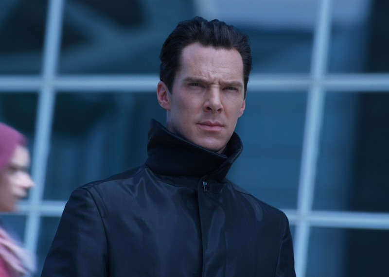 Benedict Cumberbatch ve filmu Star Trek: Do temnoty /