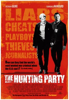 Plakát filmu Lovci stínů / The Hunting Party