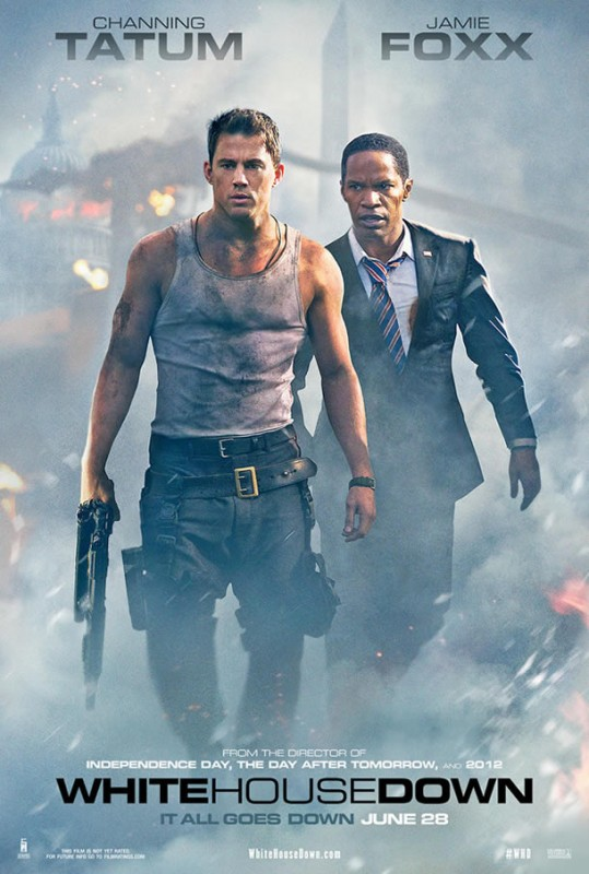 Plakát filmu White House Down / White House Down