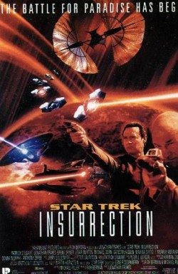 Plakát filmu Star Trek: Vzpoura / Star Trek: Insurrection