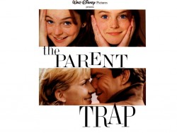Plakát filmu Past na rodiče / The Parent Trap