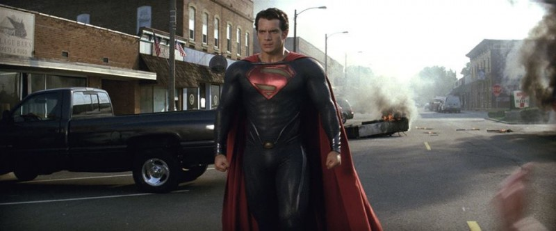Henry Cavill ve filmu Muž z oceli / Man of Steel