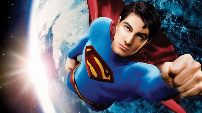 Brandon Routh ve filmu Superman se vrací / Superman Returns