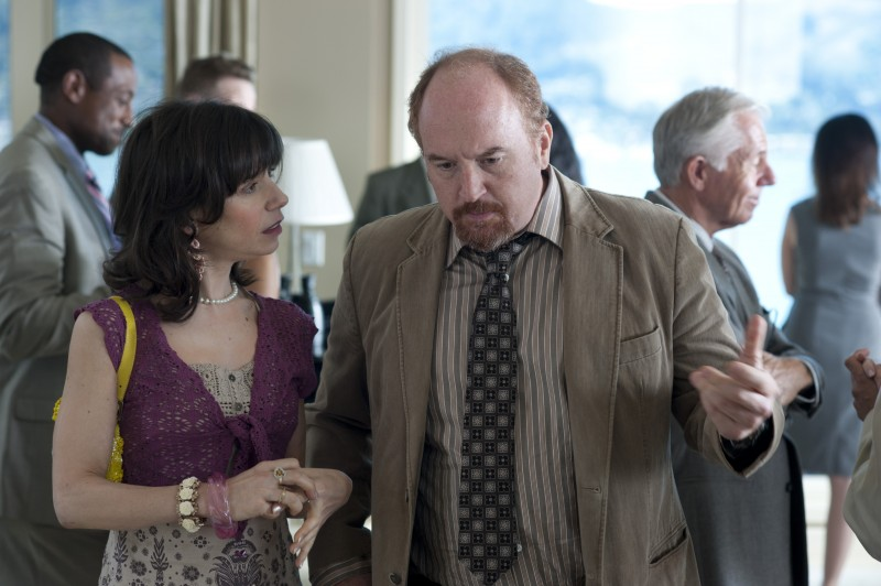 Louis C.K., Sally Hawkins ve filmu  / Blue Jasmine