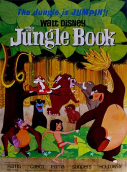 Plakát filmu Kniha džunglí / The Jungle Book