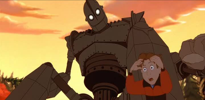 Fotografie z filmu Železný obr / The Iron Giant