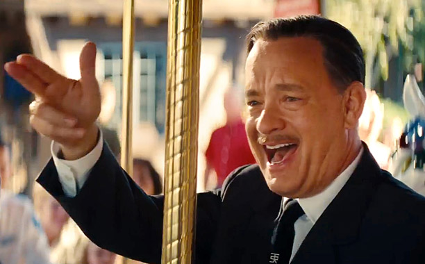 Tom Hanks ve filmu Zachraňte pana Bankse / Saving Mr. Banks