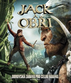 BD obal filmu Jack a obři / Jack the Giant Slayer