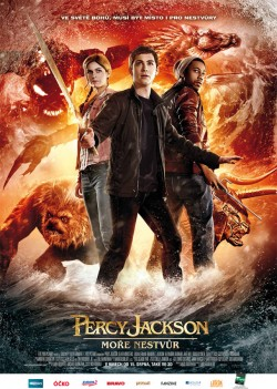Percy Jackson: Sea of Monsters - 2013