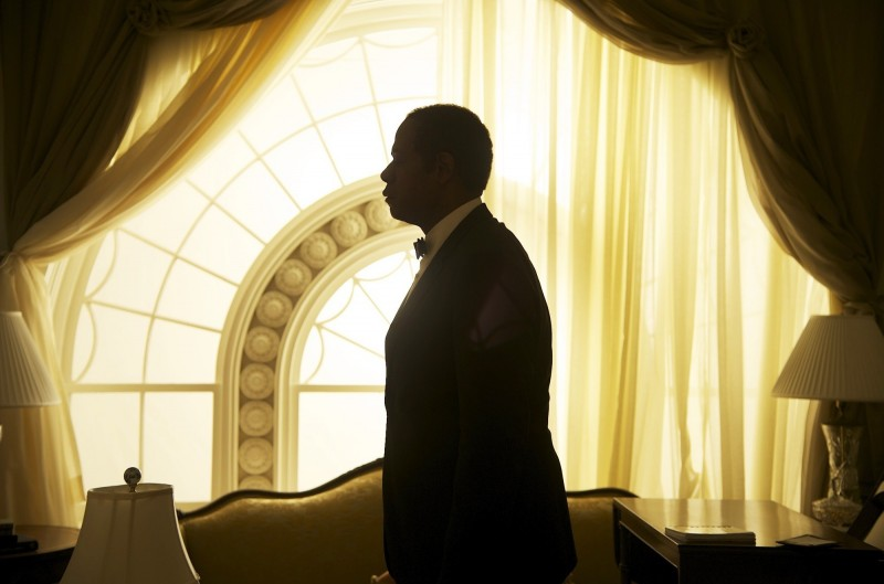 Forest Whitaker ve filmu  / The Butler