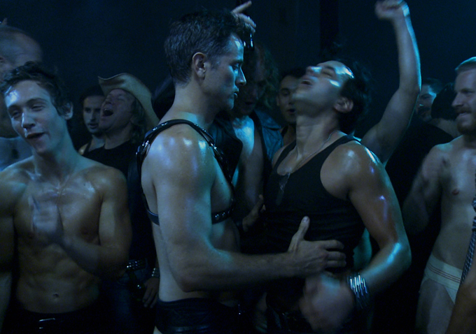 hollywoodské gay porno