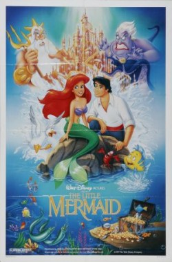 The Little Mermaid - 1989