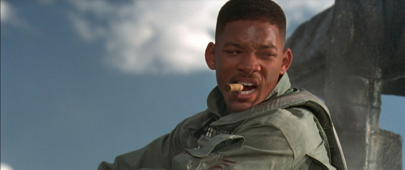 Will Smith ve filmu Den nezávislosti / Independence Day