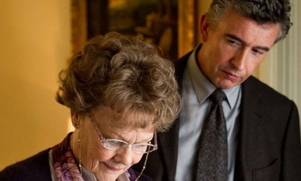 Steve Coogan, Judi Dench ve filmu  / Philomena