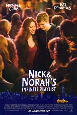 Plakát filmu Rande na jednu noc / Nick and Norah's Infinite Playlist
