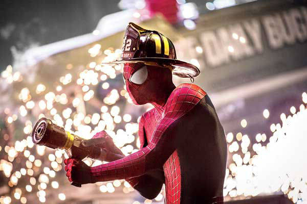 Fotografie z filmu  / The Amazing Spider-Man 2