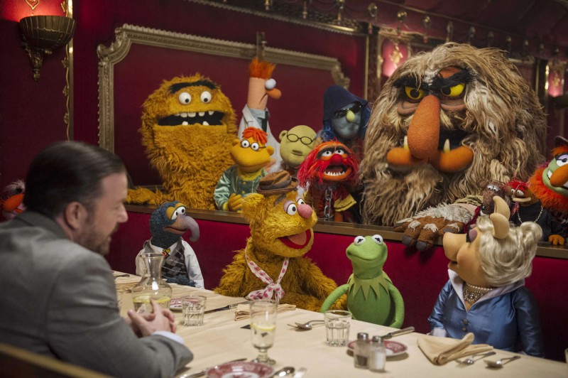 Fotografie z filmu  / Muppets Most Wanted