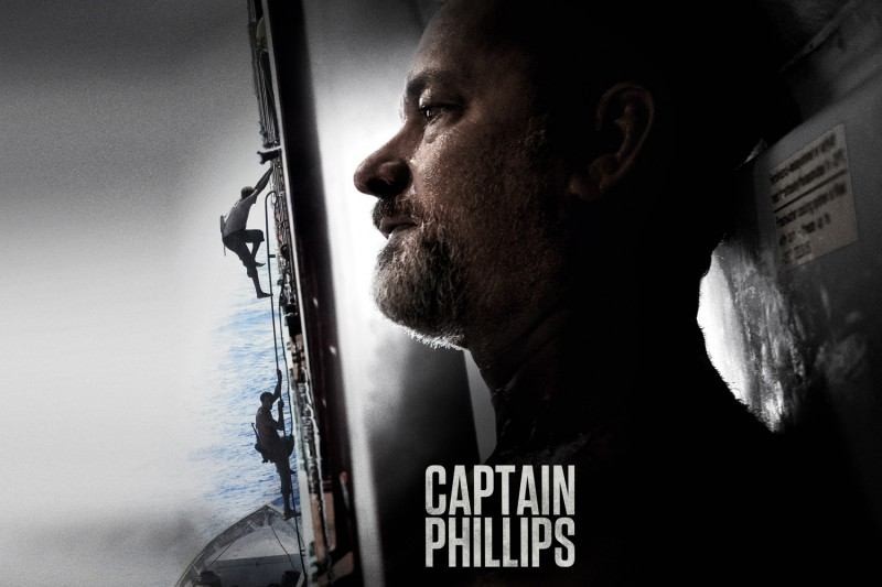 Wallpaper filmu Kapitán Phillips / Captain Phillips