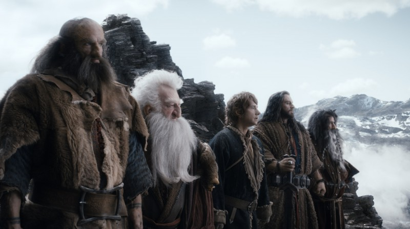 Fotografie z filmu Hobit: Šmakova dračí poušť / The Hobbit: The Desolation of Smaug
