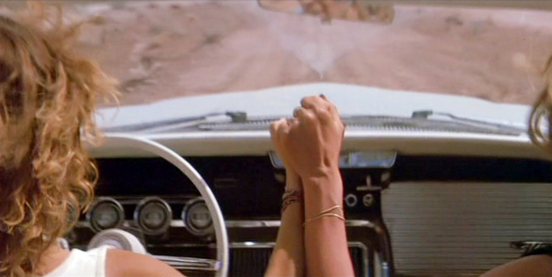 thelma and louise and the journey