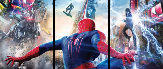 Electro Trailer Amazing Spider-Man 2