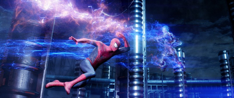 Fotografie z filmu Amazing Spider-Man 2 / The Amazing Spider-Man 2