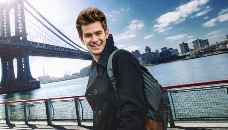 Andrew Garfield ve filmu Amazing Spider-Man 2 / The Amazing Spider-Man 2