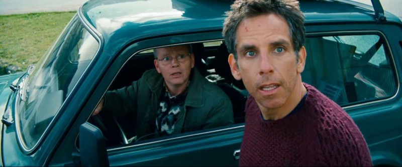 Ben Stiller ve filmu Walter Mitty a jeho tajný život / The Secret Life of Walter Mitty