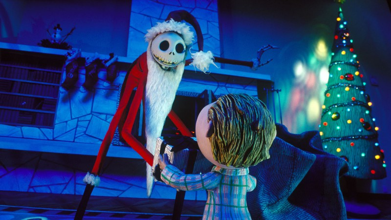 Fotografie z filmu Ukradené Vánoce Tima Burtona / The Nightmare Before Christmas