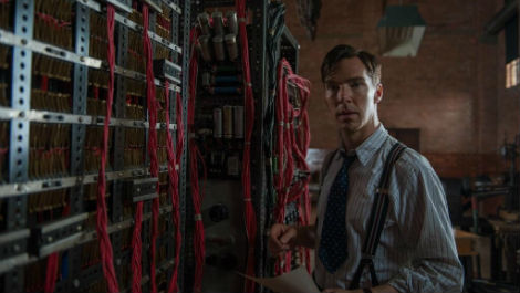 Fotografie z filmu Kód Enigmy / The Imitation Game