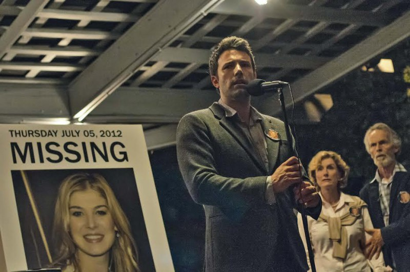 Ben Affleck ve filmu  / Gone Girl