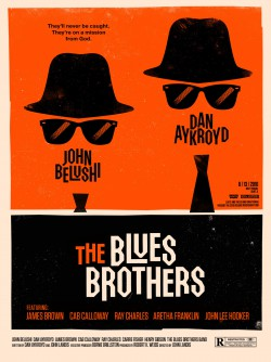 Plakát filmu  / The Blues Brothers