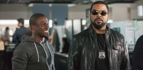 Ice Cube, Kevin Hart ve filmu  / Ride Along
