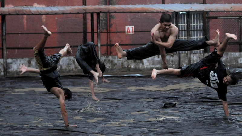 Iko Uwais ve filmu  / The Raid 2: Berandal