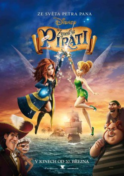 The Pirate Fairy - 2014