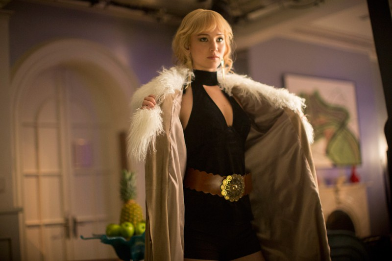 Jennifer Lawrence ve filmu X-Men: Budoucí minulost / X-Men: Days of Future Past