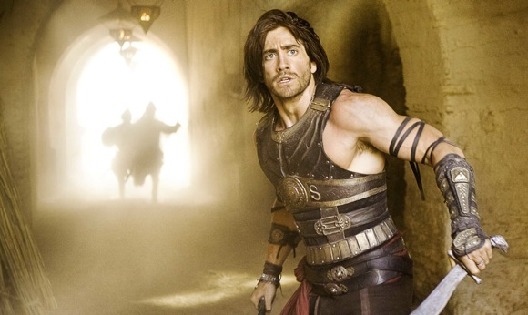 Jake Gyllenhaal ve filmu Princ z Persie: Písky času / Prince of Persia: The Sands of Time