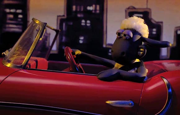 Fotografie z filmu Ovečka Shaun ve filmu / Shaun the Sheep Movie