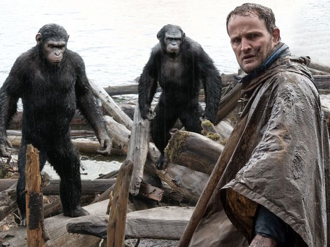 Jason Clarke ve filmu Úsvit planety opic / Dawn of the Planet of the Apes
