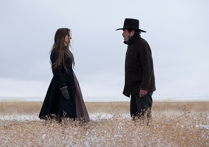 Fotografie z filmu  / The Homesman