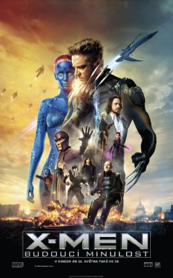 X-Men: Days of Future Past - 2014