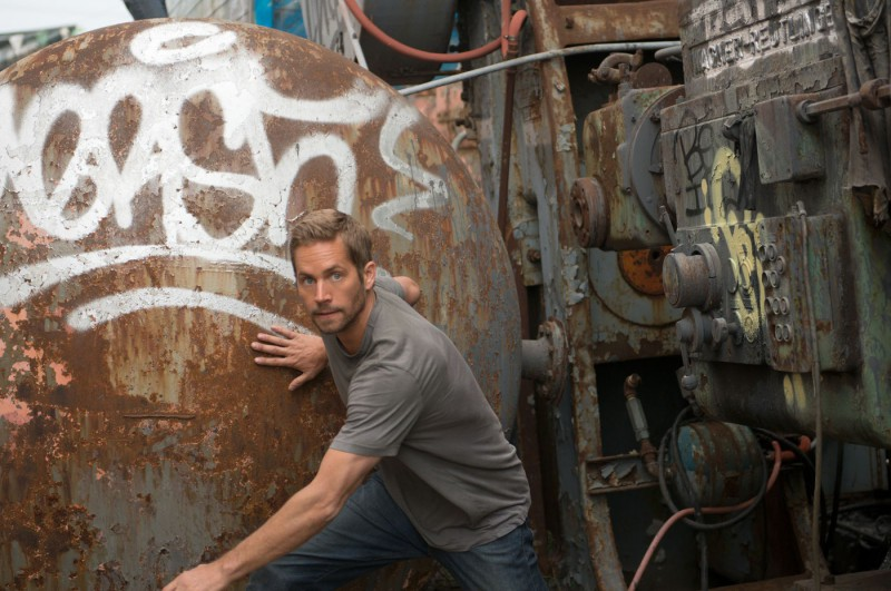 Paul Walker ve filmu Doupě / Brick Mansions