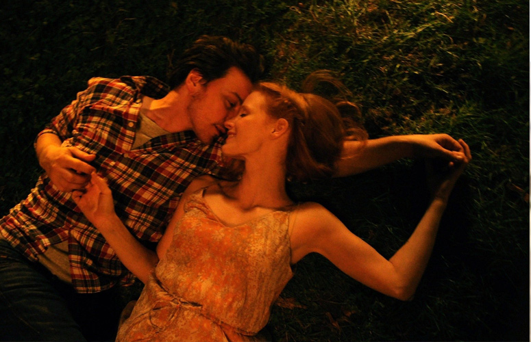 Jessica Chastain, James McAvoy ve filmu  / The Disappearance of Eleanor Rigby