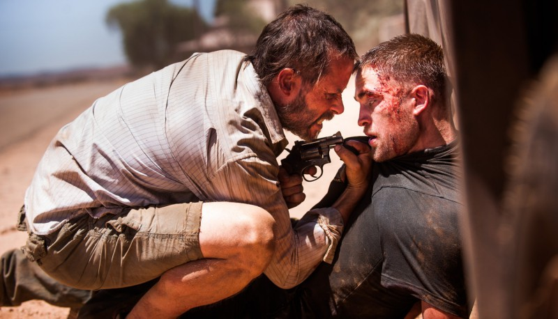 Guy Pearce, Robert Pattinson ve filmu  / The Rover