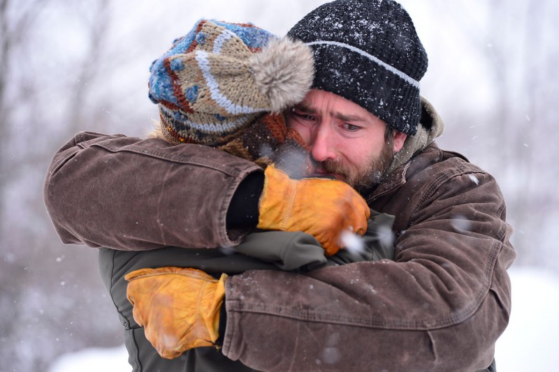 Ryan Reynolds ve filmu  / The Captive