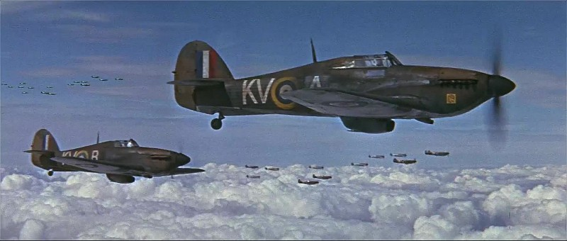 Fotografie z filmu Bitva o Anglii / Battle of Britain